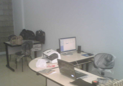 Fotos 1º escritório